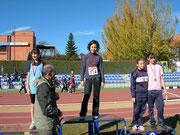 Una atleta de 1ª... (2008-09)