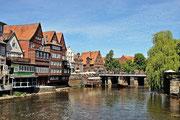 Oertzewinkel Camping - Hamburg, Lüneburg sind nicht weit