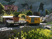 Juli - Für Güter die Bahn