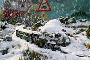 Dezember - Es schneit!