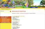 Yoga Casson