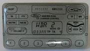 0278 Auto Radio silber