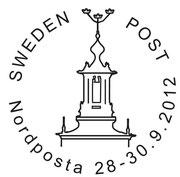 Sonderstempel Schweden