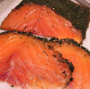 Graved-Lachs