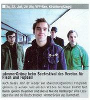 Moritz, Juli 06