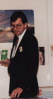 EXPO BRIVE Stand BIOVITAL 1993