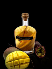rhum arrangé mangue et passion