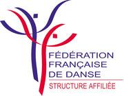 Bouges En Musique est affilié à la Fédération Française de danse
