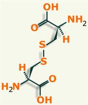 Cistina aminoácido