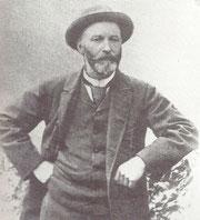 Hermann von Findenegg, Julische Alpen, Montasch