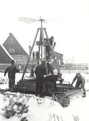 Bild: Weihachten Pyramide Wünschendorf