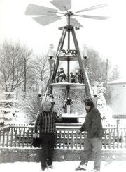 Bild: Teichler Wünschendorf Pyramide