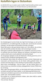 Bild: Wünschendorf Chronik 2015