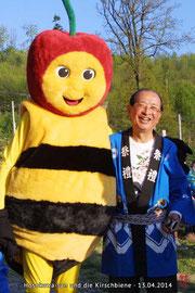 Minoru Hosokawa, Kirschblütenzauber Mösbach, Karate Erlach