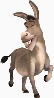 """Donkey aus """"Shrek"""""""