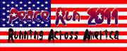 「PEACE RUN2011アメリカ横断ランニングの旅」