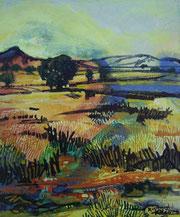 Painting-grassland