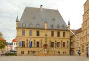 Osnabrücker Rathaus/City hall