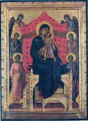 Duccio di Buoninsegna, Maestà