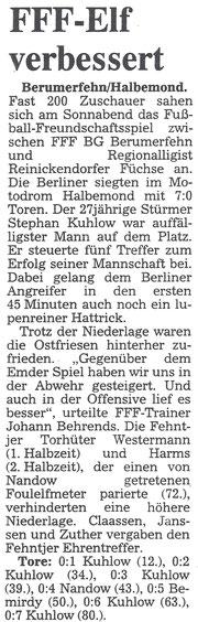 (Bericht in der Ostfriesen-Zeitung)