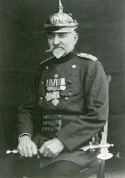 Major Wilhelm Plumhoff 1906-1928