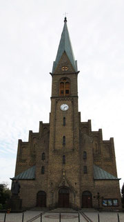 Kirche in Vietz