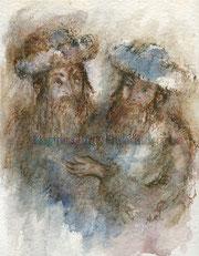 Nr. 1976 Rabbis verhandeln