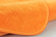 Chemical Guys Fatty Orange Mikrofaser Trockentuch