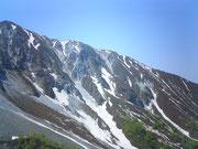 大山の北壁