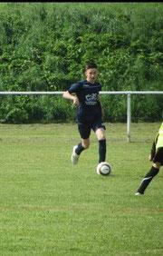 Louis Petitaud CS Mainvilliers Football