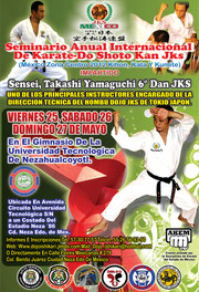 Seminario JKS México  2012