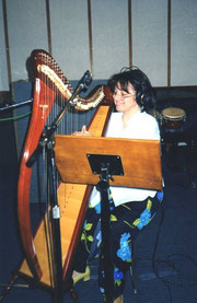 Nehama REUBEN Israel recording studio Beit Hatfoutsot Psalms 1998