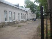 Pereslawl Iwanowskoje- Einrichtung für alte und invalide Menschen