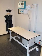 Röntgenanlage Sedeca VET2