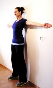 Kräftigung Schulterblattmuskulatur