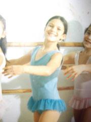 Sissi, école de danse Monique Malo, le début d'une grande passion