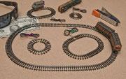 JOKE Track サイズ比較と寸法