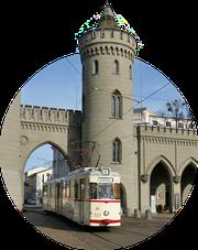 Stadtrundfahrt in Potsdam