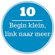 Webtekst tip 10