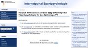 Weitere Infos auf BISP-Sportpsychologie