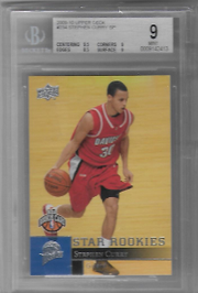 ROOKIE CARD - No. 234  (BGS 9)