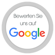 Logo Bewertung Google