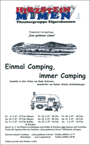 Einmal Camping, immer Camping (200)