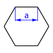 Sechseck (Hexagon)