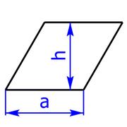 Rhombus (Raute)