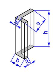Prisma mit Grundflaeche eines L-Profils