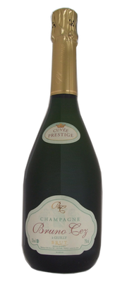 Champagne Bruno CEZ à Oeuilly. Cuvée PRESTIGE