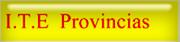 Inspecciones Técnicas de Edificios en Todas las provincias