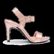 flexible Perfect Match Bridal Schuhe in Rosé und 10 cm Stiletto Absatz
