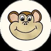 Logo der App Franz von Affenzahn